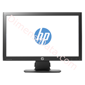 Jual Monitor HP ProDisplay LED P191 [C9E54AA]